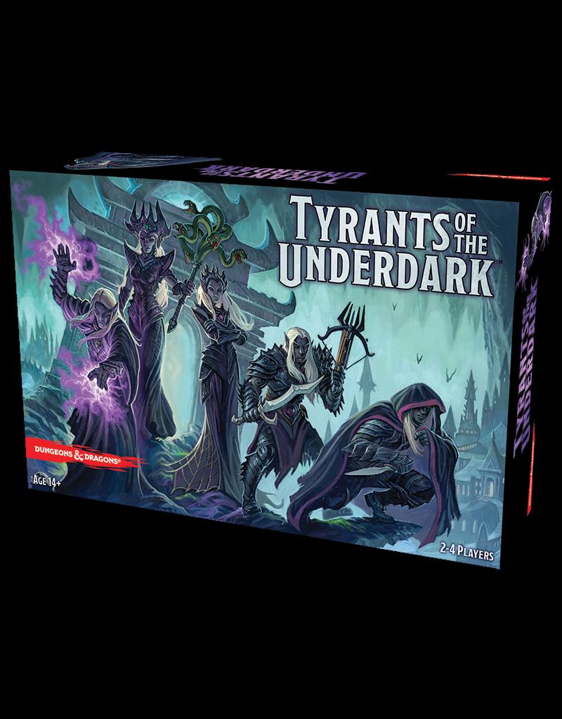 GaleForce nine D&D Tyrants of the Underdark (EN)