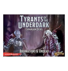 GaleForce nine D&D Tyrants of The Underdark exp. Aberrations and Undead (EN)