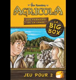 Funforge Agricola Big Box 2 joueurs, Les Fermiers de la Lande (FR)
