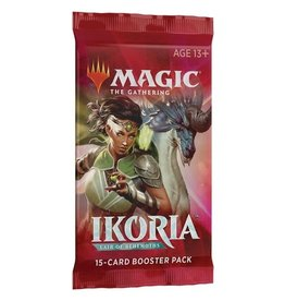 Wizards of the Coast MTG Ikoria: Lair of Behemoths Booster pack (EN)