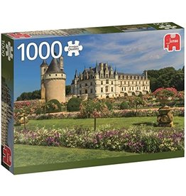 Jumbo Puzzle 1000mcx, Castle in the Loire, France