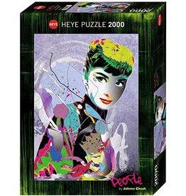 Heye Puzzle 2000mcx, People Audrey 2, Cheuk