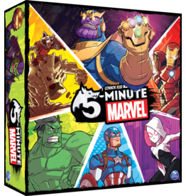 Spin Master 5 minute Dungeon Edition Marvel (EN)