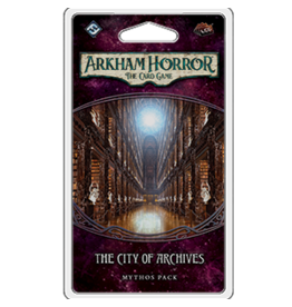 Fantasy Flight Games Arkham Horror LCG - The City of Archives (EN)