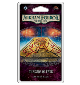 Fantasy Flight Games Arkham Horror LCG - Threads of Fate (EN)