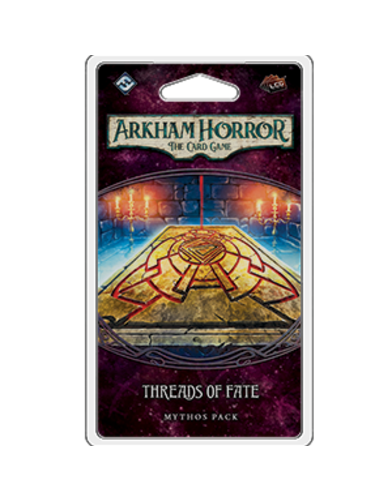 Fantasy Flight Games Arkham Horror LCG - Threads of Fate (EN)