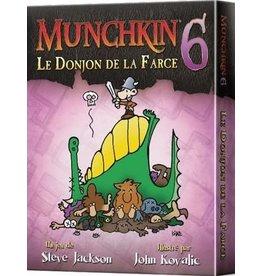 Edge Munchkin 6 - Le Donjon de la Farce (FR)