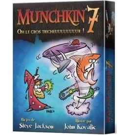 Edge Munchkin 7 - Oh le Gros Tricheuuuuuuuu! (FR)