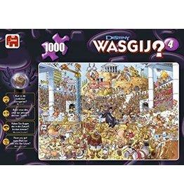 Wasgij Puzzle 1000mcx, W.Retro Dest.#4 Olympic Odyssey