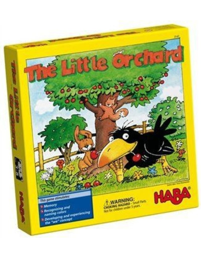 The little Orchard (FR/EN)