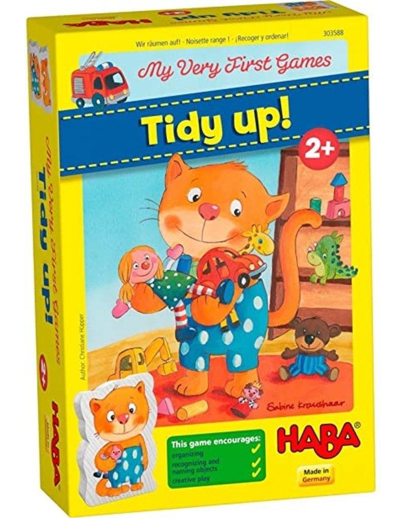 Tidy Up (FR/EN)