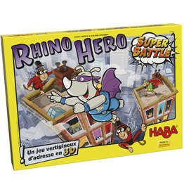 Rhino Hero: Super Battle (FR/EN)