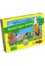 Animal Upon Animal: My Very First Games (FR/EN)