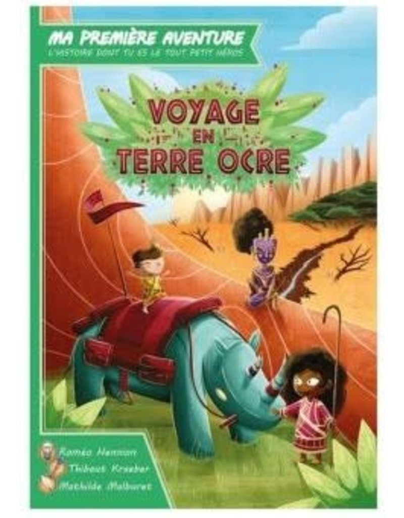 GameFlow Ma première aventure / Voyage en Terre Ocre (FR)