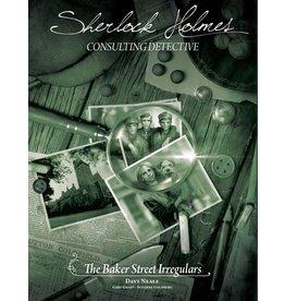 Space Cowboys Sherlock Holmes - Baker Street Irregulars (EN)
