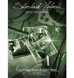 Space Cowboys Sherlock Holmes - Les Francs-Tireurs de Baker Street (FR) PRECOMMANDE