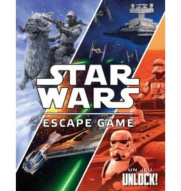 Space Cowboys Unlock! - Star Wars (FR) PRECOMMANDE
