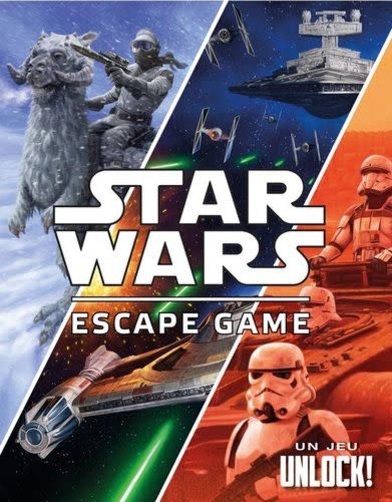 Space Cowboys Unlock! - Star Wars (FR) PRECOMMANDE