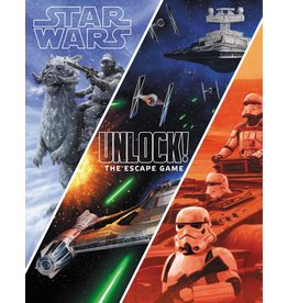 Space Cowboys Unlock! - Star Wars (EN)
