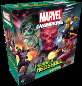 Fantasy Flight Games Marvel Champion LCG: The Rise of Red Skull expansion (EN)