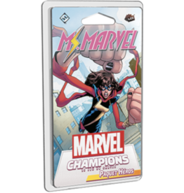 Fantasy Flight Games Marvel Champions LCG - Ms. Marvel (FR)
