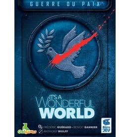 La Boîte de Jeu It's a Wonderful World: Guerre et Paix (FR) PRECOMMANDE