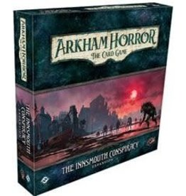 Fantasy Flight Games Arkham Horror LCG: The Innsmouth Conspiracy Deluxe (EN) PRECOMMANDE