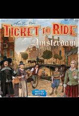 Days of Wonder Ticket to Ride - Amsterdam (FR/EN) PRECOMMANDE