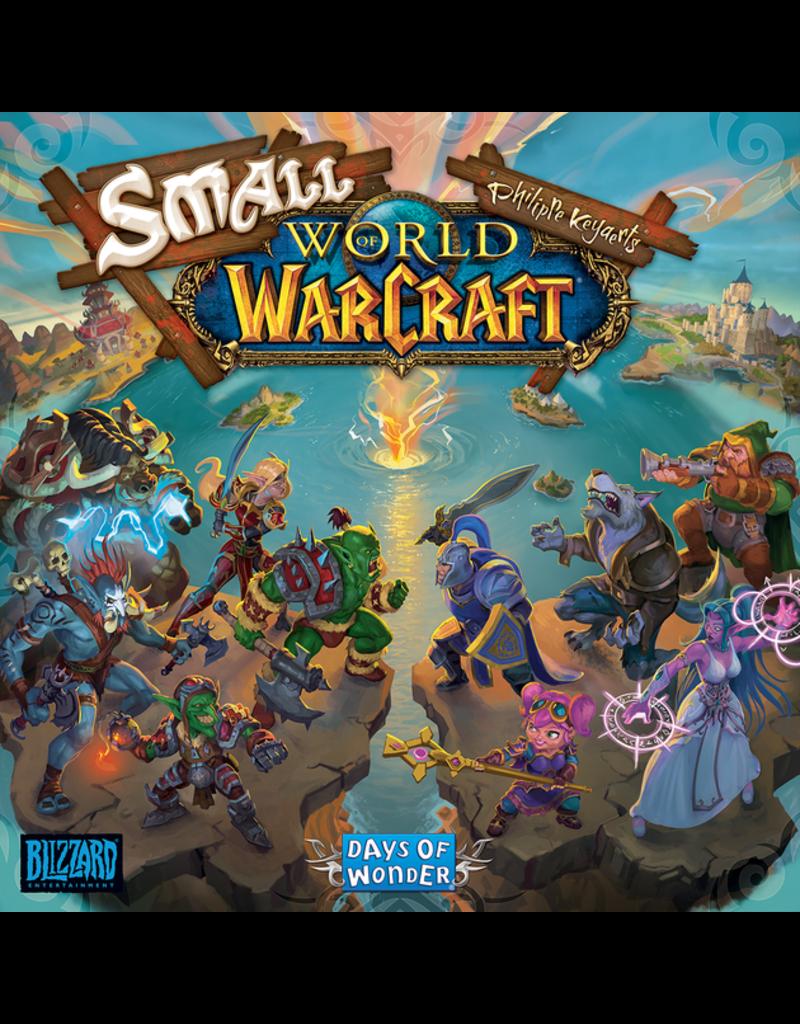 Days of Wonder Small World of Warcraft (EN) PRECOMMANDE