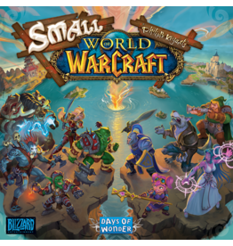 Days of Wonder Small World of Warcraft (FR) PRECOMMANDE