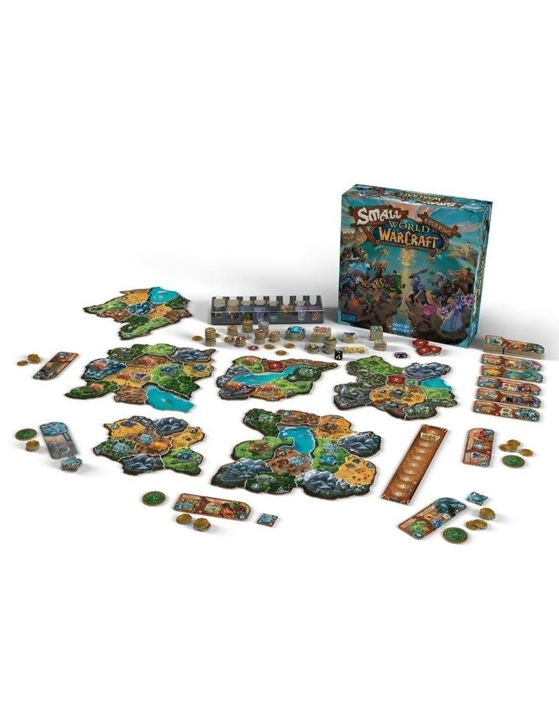Days of Wonder Small World of Warcraft (FR) PRECOMMANDE
