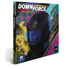 Iello Downforce - Course Sauvage (FR) PRECOMMANDE