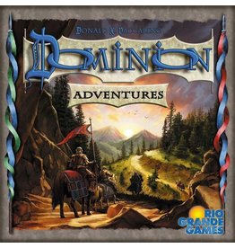 Rio Grande Games Dominion: Adventures (EN)