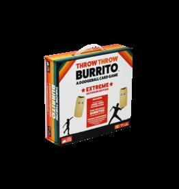 Exploding Kittens Throw Throw Burrito Extreme Outdoor Edition (EN)