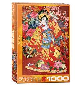 Eurographics Puzzle 1000mcx, Agemaki by Haruyo Morita