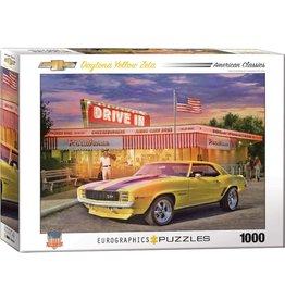 Eurographics Puzzle 1000mcx,  Daytona Yellow Zeta