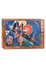 Eurographics Puzzle 1000mcx,  In Blue by Wassily Kandinsky