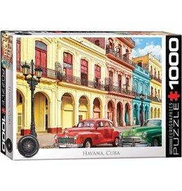 Eurographics Puzzle 1000mcx, La Havana Cuba