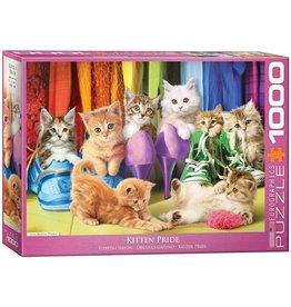 Eurographics Puzzle 1000mcx, Kitten Pride