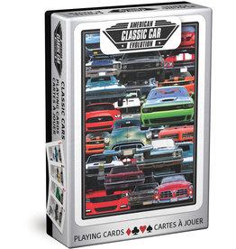 Eurographics Muscle Cars - Carte à Jouer