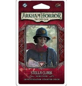 Fantasy Flight Games Arkham Horror LCG: Stelle Clark Investigator Deck (EN)