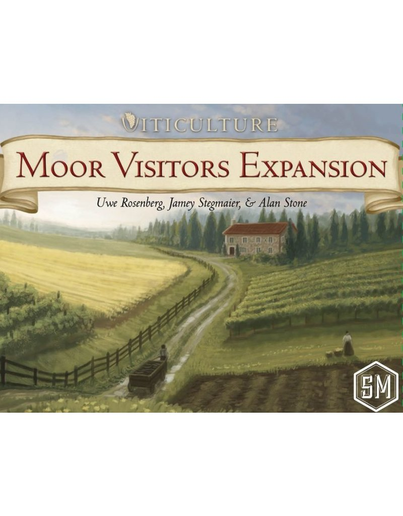 Viticulture - Moor Visitors (EN)