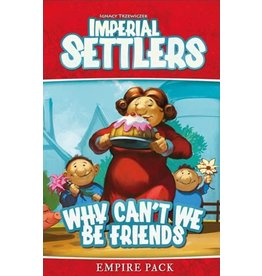 Portal Games Imperial Settlers - Why Can't We Be Friends (EN)