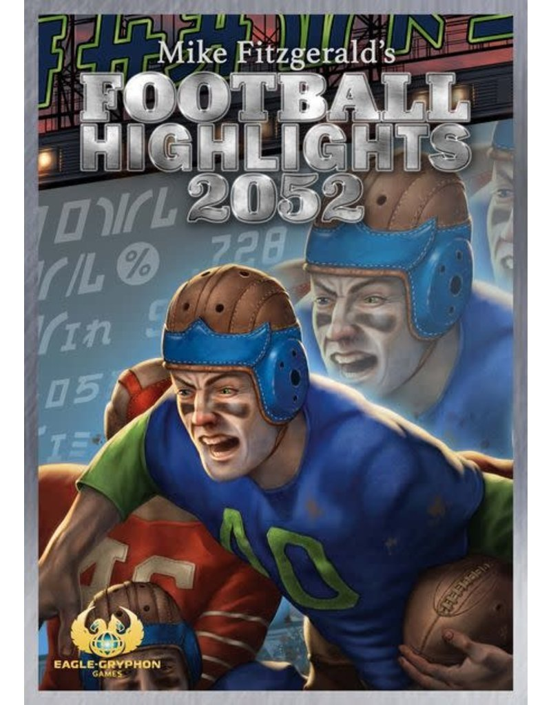 Eagle-Gryphon Games Football Highlights 2052 (EN)