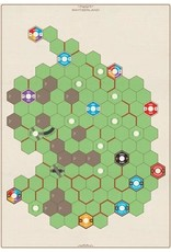 Eagle-Gryphon Games Age of Steam Deluxe: Expansion Maps - New England/Pittsburgh & Switzerland (EN)