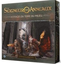 Fantasy Flight Games Seigneur des Anneaux, Voyages En Terre Du Milieu: Sombres chemins (FR)