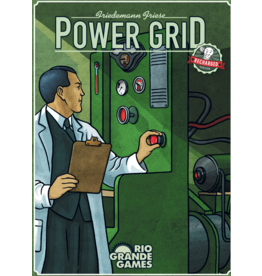 Rio Grande Games Power Grid recharged (EN)