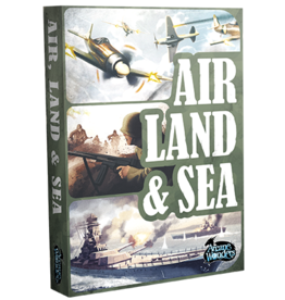 Arcane Wonders Air, Land & Sea (EN)