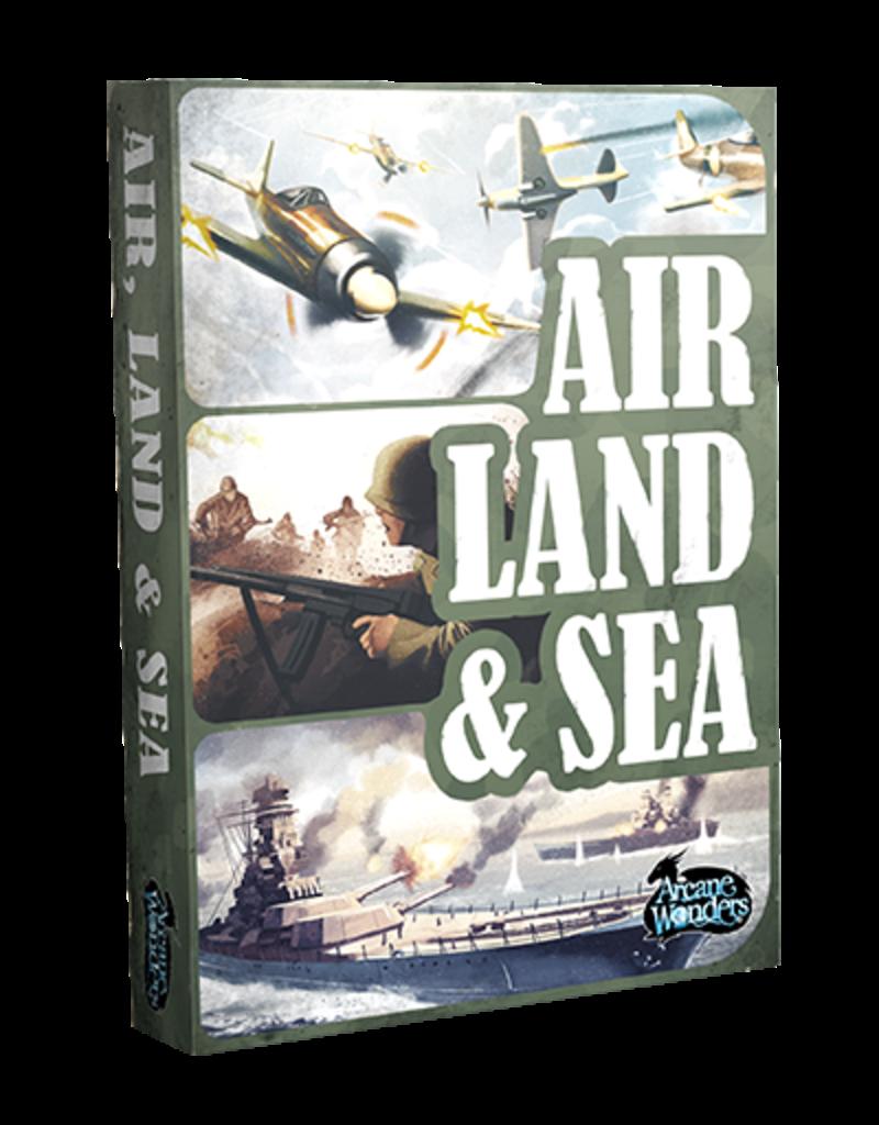 Arcane Wonders Air, Land & Sea (EN)