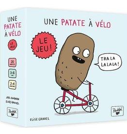 Randolph Une Patate à vélo le jeu (FR)